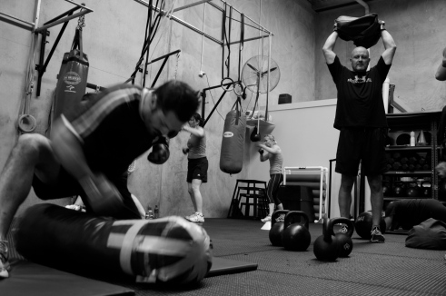Combat Conditioning @ The Cell