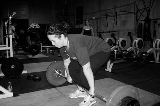 Tracy - Deadlift Day