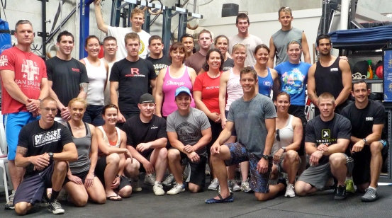 CrossFit Running Certification @ The Cell