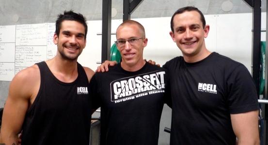 Jason, Stef & Carl - CrossFit Endurance