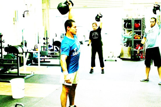IKFF Certified Kettlebell Trainer Course with Steve Cotter @ The Cell