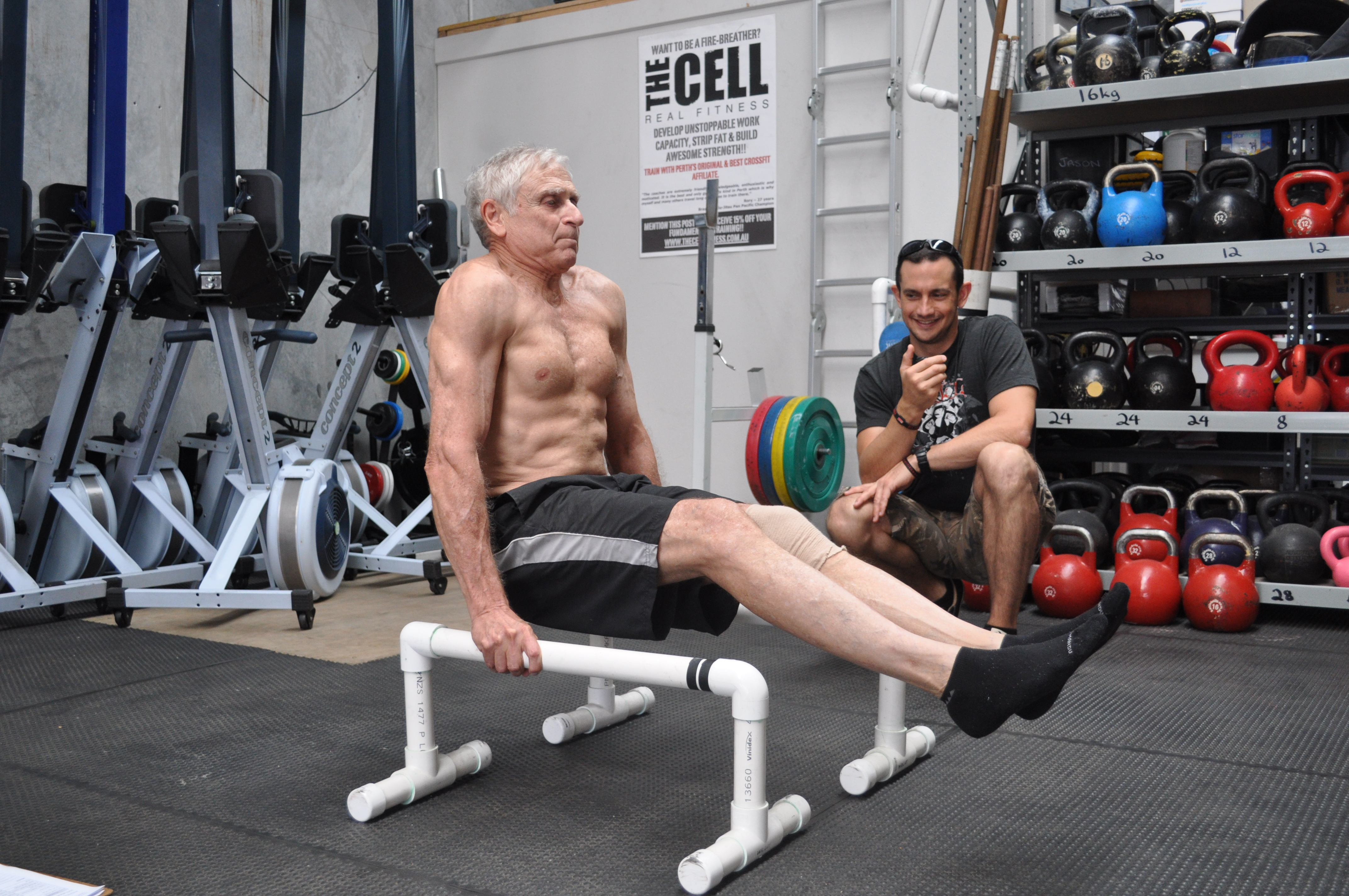 In 100 day six pack challenge crossfit strength bias leave a reply